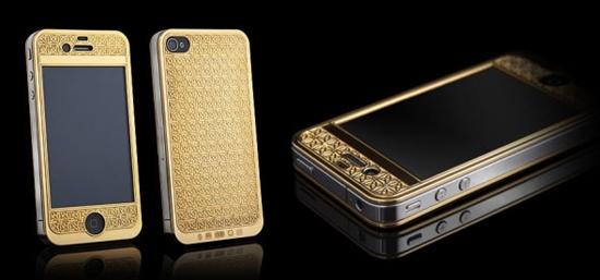 盘点全球十大奢侈手机 最贵13万美元