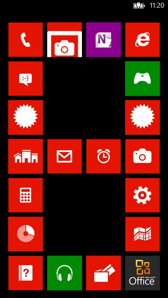 Windows Phone 8海量图赏