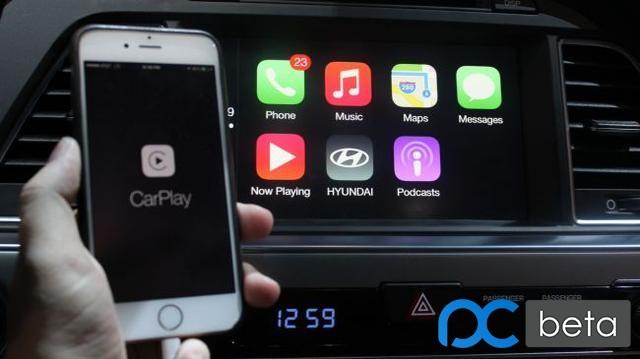现代BlueLink系统体验:智系统可控制版本安卓2.3汽车微信手表图片
