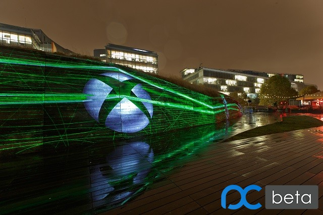 MICROSOFT FRANCE SOIREE LANCEMENT XBOX ONE