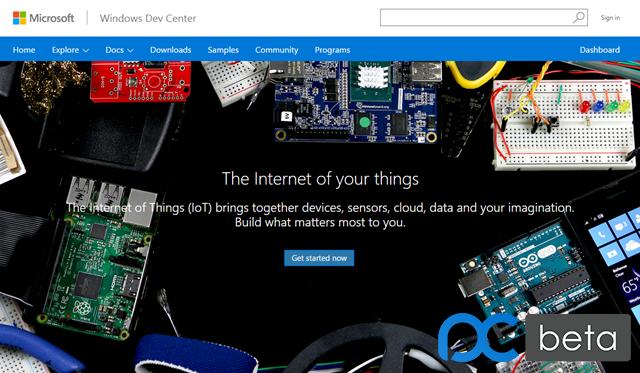 Windows 10 IoT Core 物联网系统正式发布