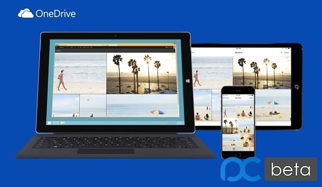 OneDrive 开始支持同步共享文件夹