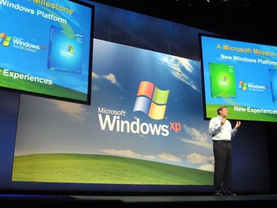 Windows XP 源代码泄漏